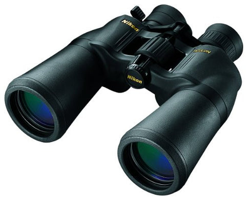 Nikon 8252 ACULON A211 10-22 x 50 Zoom Binocular (Black) - Sport Optics - Nikon - Helix Camera