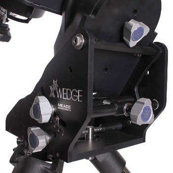 Meade X-Wedge for LX200 and LX600 Telescopes 07028 - Telescopes - Meade - Helix Camera