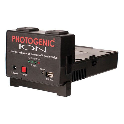 Photogenic INV2120 Pure Sine Wave Inverter - Lighting-Studio - Photogenic - Helix Camera