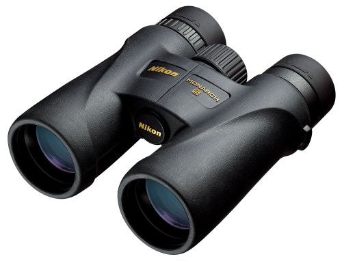 Nikon MONARCH 5 8x42 Binocular, Black 7576 - Sport Optics - Nikon - Helix Camera