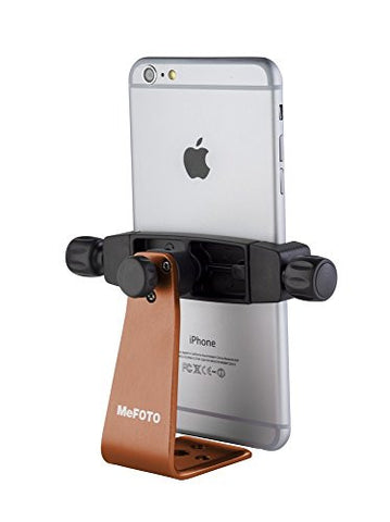 MeFOTO MPH200E SideKick 360 Plus Smartphone Adapter Chocolate (CHOCOLATE)
