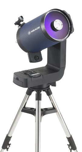 Meade LS 8-Inch ACF (f/10) Advanced Coma-Free Telescope - Telescopes - Meade - Helix Camera