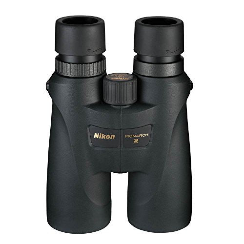Nikon 7583 Monarch 5 20 X 56 mm Binocular (Black) - Sport Optics - Nikon - Helix Camera