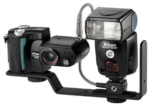 Nikon SK-E900 External Multi-Flash Bracket Unit for Nikon 4500 Digital Camera - Photo-Video - Nikon - Helix Camera