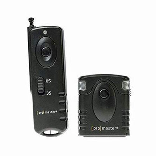 Promaster SystemPRO Wireless Remote Shutter Release - Olympus w/UC1 Connector