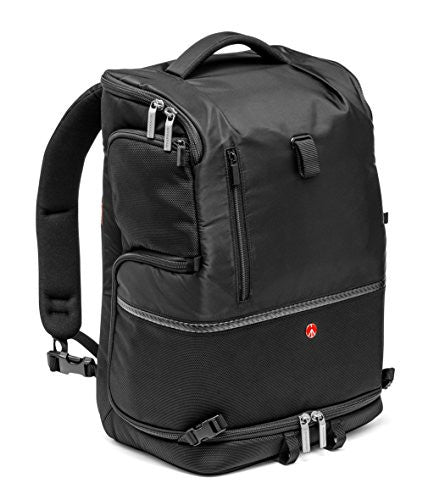 Manfrotto MB MA-BP-TL Advanced Tri Backpack, Large (Black) - Lighting-Studio - Manfrotto - Helix Camera