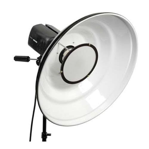 "Speedotron 22"" Grid (Beauty Dish) Reflector with Gel Holder"