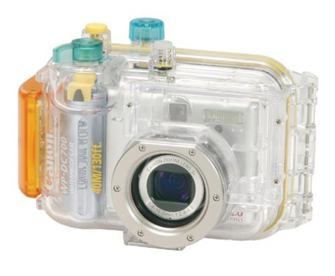 Canon Waterproof Case WP-DC700 for Powershot A60 & A70 - UNDERWATER - Canon - Helix Camera