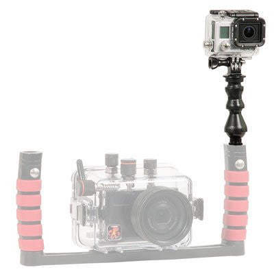 Ikelite GoPro Flex Arm with Stem Mount for GoPro [2602.3] -  - Ikelite - Helix Camera