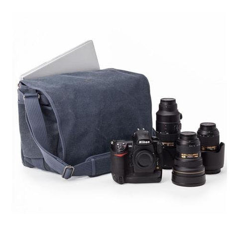 Think Tank Photo Retrospective 50 Shoulder Bag (Blue Slate) - Photo-Video - Think Tank - Helix Camera