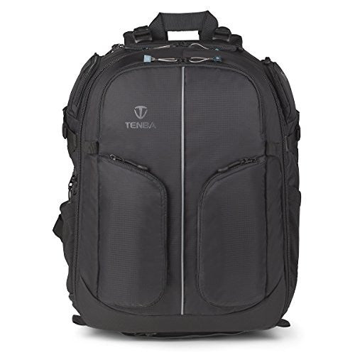 Tenba Shootout 32L Backpack (Black) - Photo-Video - Tenba - Helix Camera