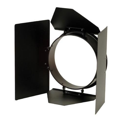 "Photogenic 4-way Barndoors for use with the PL7MF Mounting Frame for 7 1/2"" Reflectors. (PL7BD) - Lighting-Studio - Photogenic - Helix Camera"