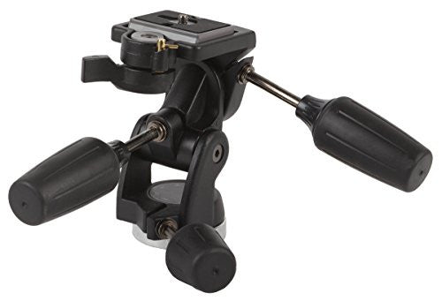 Studio-Assets Magnesium 3-Way Pan/Tilt Tripod Head - Lighting-Studio - Studio-Assets - Helix Camera