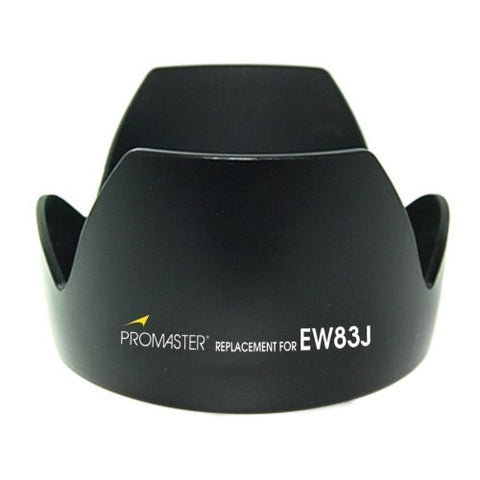 Promaster SystemPro Digital Replacement Lens Hood for Canon EW83J - Photo-Video - ProMaster - Helix Camera