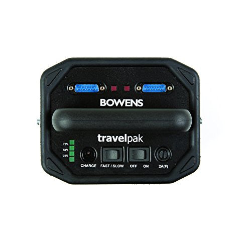 Bowens BW-7695 Travelpak Control Panel (Black)