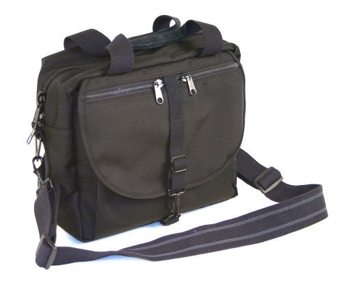 Domke J-810 Ballistic Nylon Photo Satchel (Black) - Photo-Video - Domke - Helix Camera