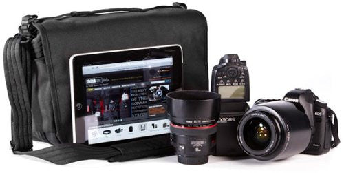 Think Tank Retrospective 7 - Inch Shoulder Bag (Black) - Photo-Video - Think Tank - Helix Camera