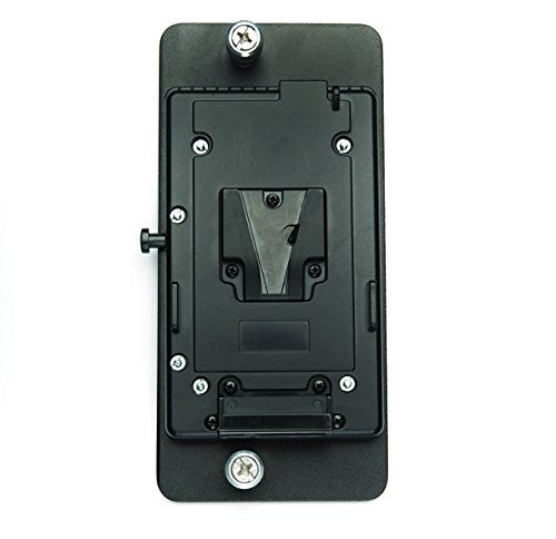 Limelite VB-1556 Mosaic V-Mount Battery Mounting Plate (Black)