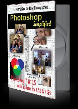 PhotoShop Simplified - For Portrait and Wedding Photographers - PhotoVision - Lighting-Studio - Helix Camera & Video - Helix Camera