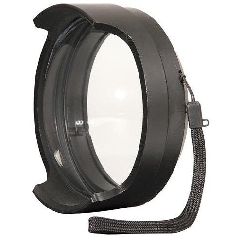 Ikelite WD-4 Wide Angle Conversion Dome to fit Ikelite Housings