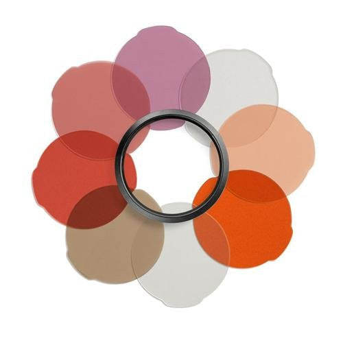 Manfrotto MLFILTERPRT Lumie Series Portrait Filter Kit for Beautiful Skin Effects (Multi Color) - Lighting-Studio - Manfrotto - Helix Camera