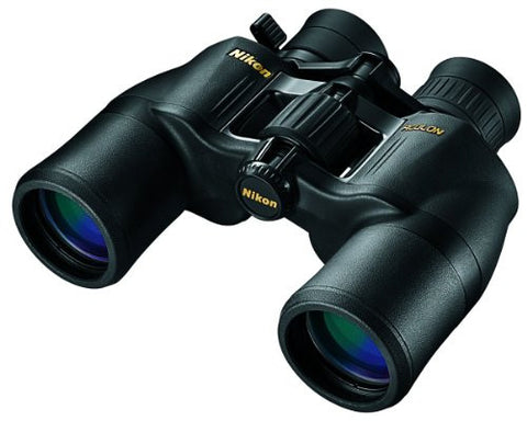 Nikon 8251 ACULON A211 8-18 x 42 Zoom Binocular (Black) - Sport Optics - Nikon - Helix Camera