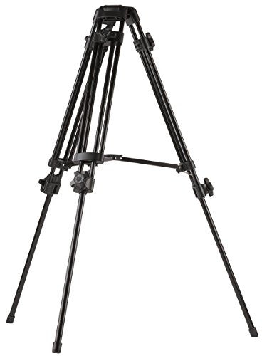 Video Tripod with Mid-level Spreader - Photo-Video - Helix Camera & Video - Helix Camera