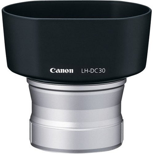 Canon LHDC30 Lens Hood for Powershot G6 Digital Camera - Photo-Video - Canon - Helix Camera