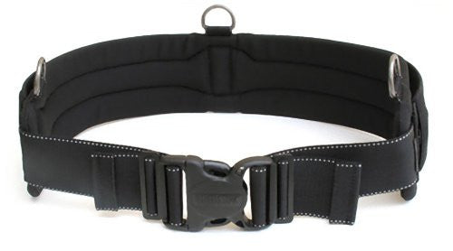 "Think Tank Steroid Speed Belt V2.0, Padded 3.5"" Wide Extra Large-XXL Size Modulus Accessory Belt, Fits 44-64"", 112-162cm, Black"