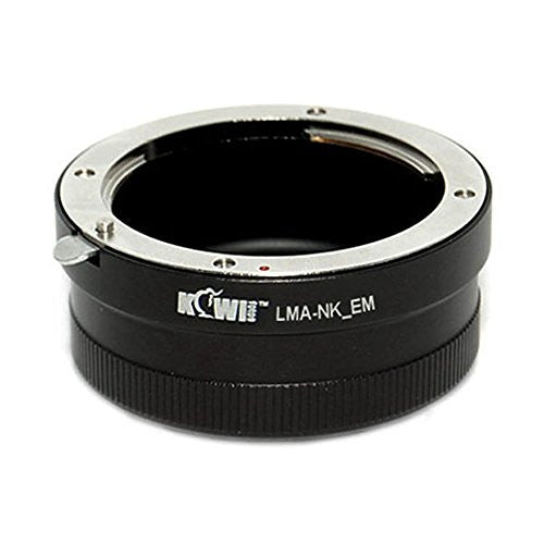 ProMaster Mount Adapter - Nikon F-NEX - Photo-Video - Kiwifotos - Helix Camera