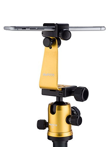 MeFOTO MPH200Y SideKick 360 Plus Smartphone Adapter Yellow (YELLOW)