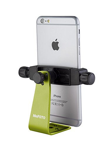 MeFOTO MPH200G SideKick 360 Plus Smartphone Adapter Green (GREEN)