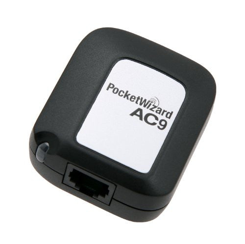 PocketWizard Canon AC9 AlienBees Adapter (Black) - Photo-Video - Pocketwizard - Helix Camera