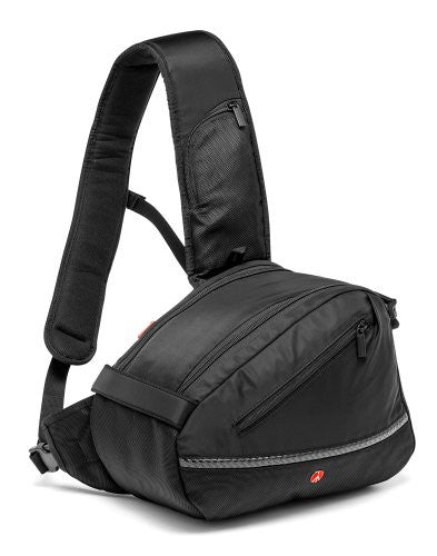 Manfrotto MB MA-S-A1 Advanced Active Sling I (Black) - Lighting-Studio - Manfrotto - Helix Camera