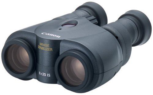 Canon 8x25 IS Image Stabilized Binocular 7562A002