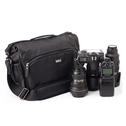 Think Tank Photo CityWalker 20 Messenger Bag (Black) - Photo-Video - Think Tank - Helix Camera