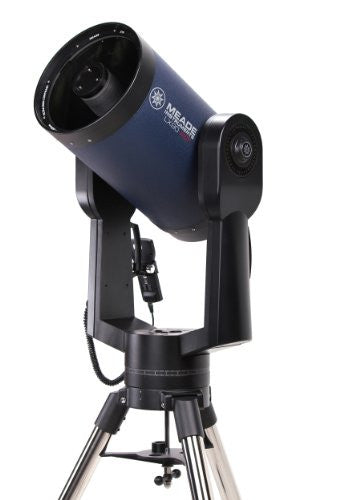Meade LX90-ACF 10-Inch (f/10) 30K object Database Advanced Coma-Free Telescope with Audiostar Hand Controller 1010-90-03
