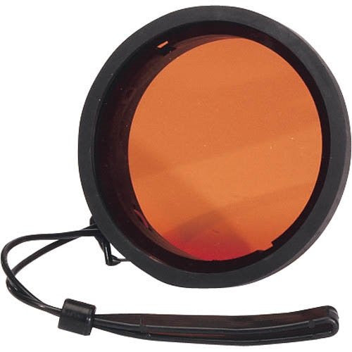 "Ikelite UR/Pro Blue Water Color Correction Filter for 2.2"" Diameter Port - Short Length"