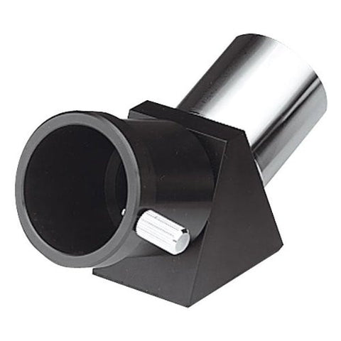 Meade 07217 No.928 45-Degree Erecting Image Diagonal Prism Telescope Eyepiece, 1.25-Inch (Black) - Telescopes - Meade - Helix Camera