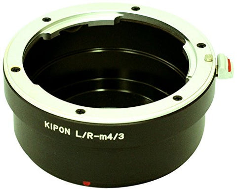 ProMaster Lens Mount Adapter for Leica R to Micro 4/3 - Photo-Video - Kiwifotos - Helix Camera