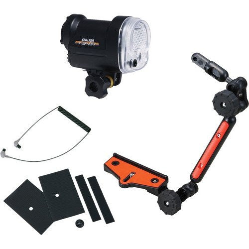 Sea & Sea YS-01 Lighting Package With Sea Arm VII Compact