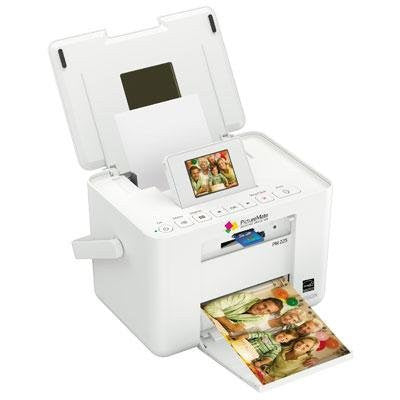 Epson PictureMate Charm PM 225 Color Printer - Print-Scan-Present - Epson - Helix Camera