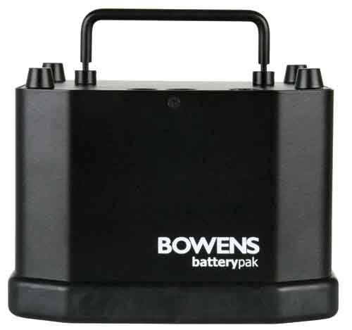 Bowens BW-7691 Large Battery (Black)