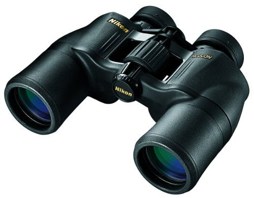 Nikon 8246 ACULON A211 10 x 42 Binocular (Black) - Sport Optics - Nikon - Helix Camera