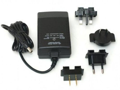 Ikelite 100/240V Smart Charger, with USA , UK , Euro , Australian Plugs #4066.1 - UNDERWATER - Ikelite - Helix Camera