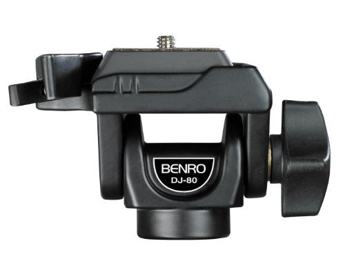 Benro DJ80 Tilthead - Photo-Video - Benro - Helix Camera