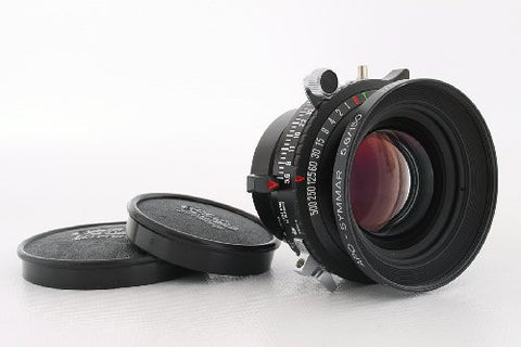 Schneider 150mm f/5.6 Apo-Symmar MC Large Format Lens with Copal #0 Shutter - Photo-Video - Schneider - Helix Camera