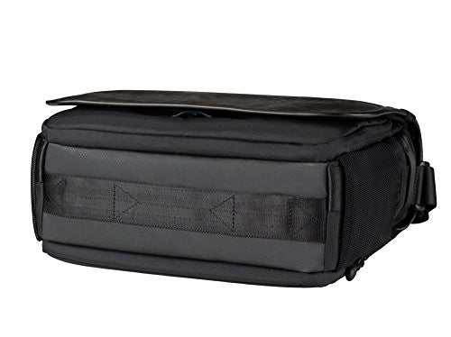 Tenba 633-303 Switch 10 Camera Bag (Black/Black Faux Leather)