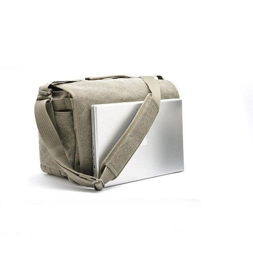 Think Tank Retrospective 50 Shoulder Bag, Pinestone Cotton Canvas