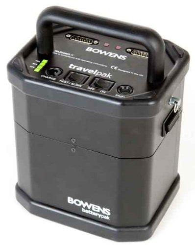 Bowens BW-7694 Large Travel Pack without Case (Black)